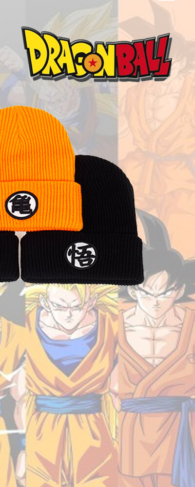 Dragon Ball Z Beanies Keypoints image