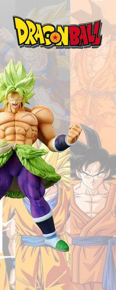 Dragon Ball Z Action Figures Keypoints image