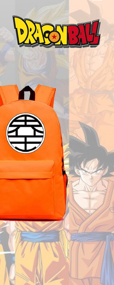 Dragon Ball Z Backpacks Keypoints image