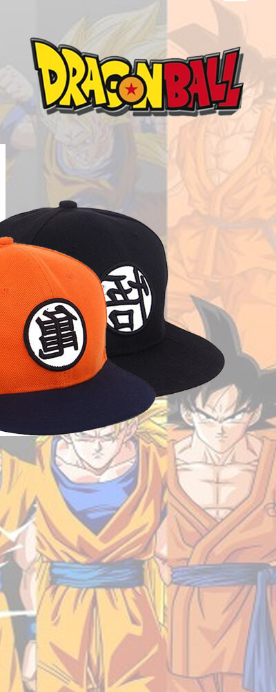Dragon Ball Z Hats Keypoints image