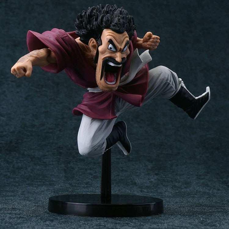 Mr Satan Funny Jump PVC 14cm