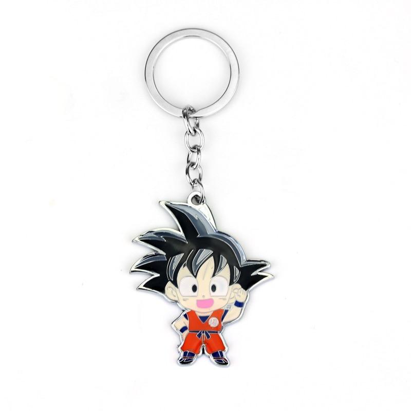 Goku Dragon Ball Super Keychain