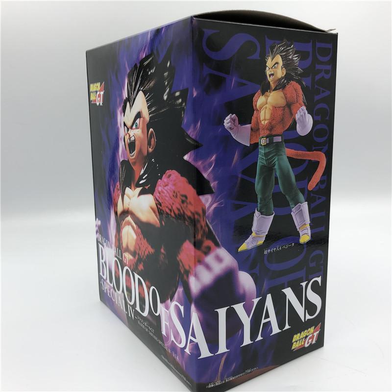 Vegeta Super Saiyan 4 GT PVC 20cm