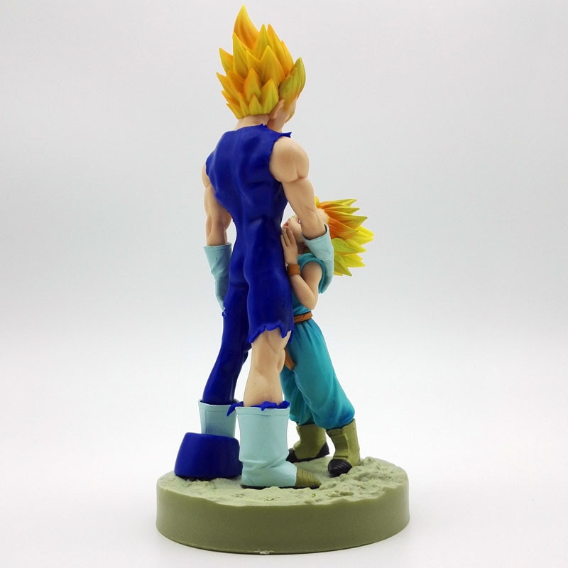 Vegeta And Trunks Figure 20cm