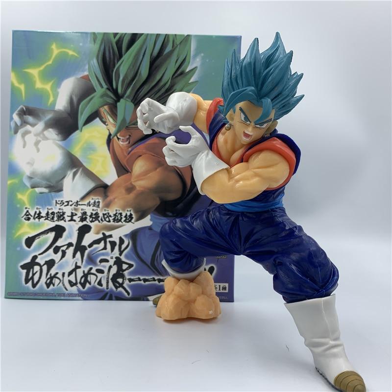 Gogeta Blue Kame-Pose Figure 18cm