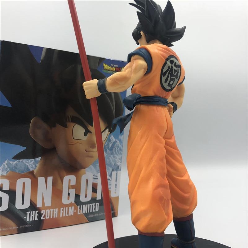 Goku Smiling Figure 28cm