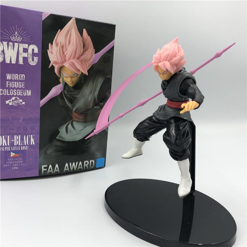 Goku Rose Sword Figure 18cm