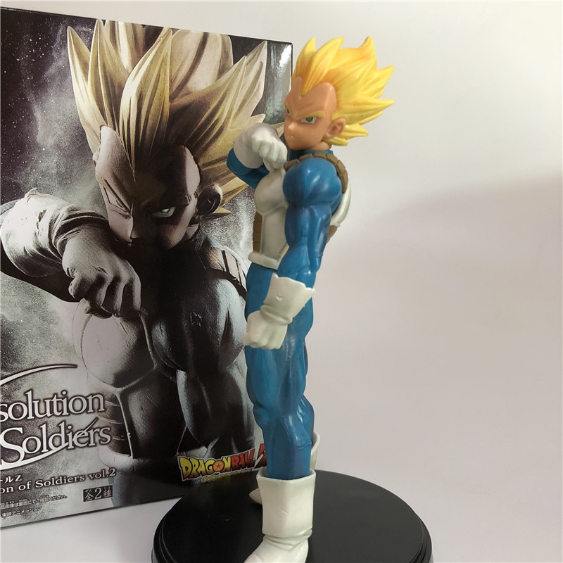 Vegeta Super Saiyan Action Figure 20cm