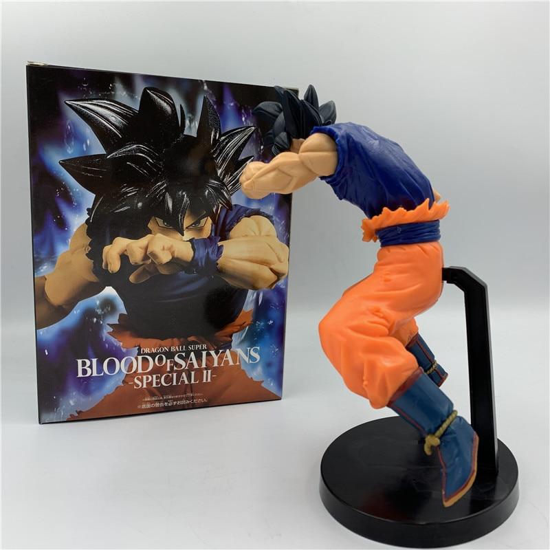 Goku Battle Pose Figure 20cm
