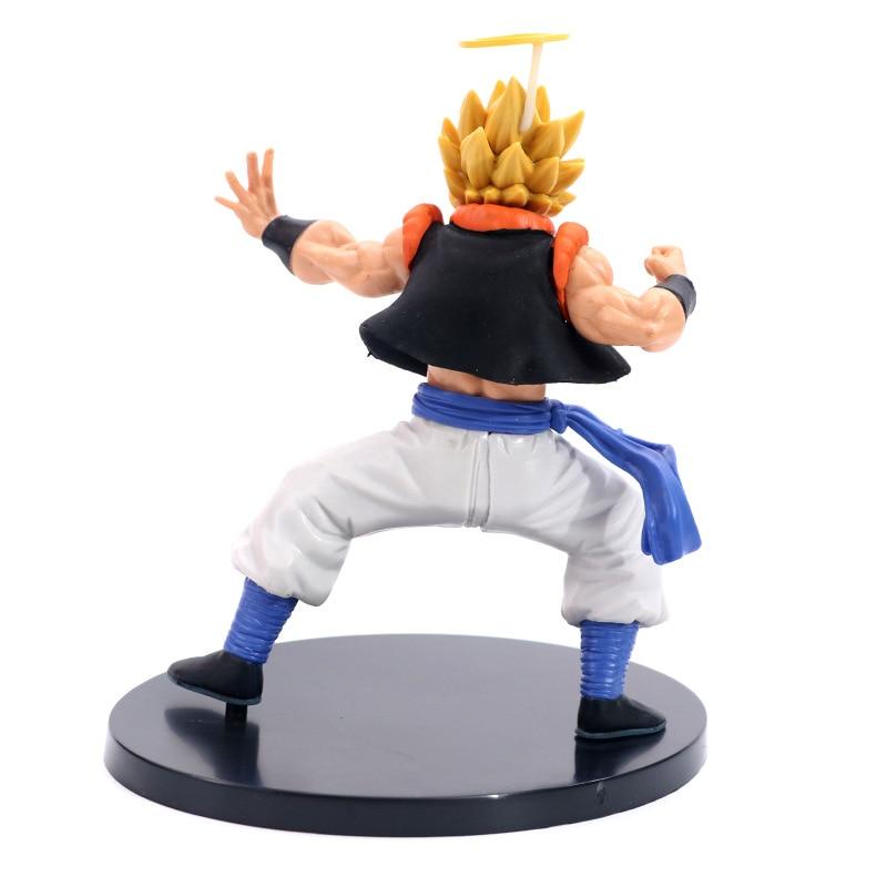 Gogeta Super Saiyan Fight Figure 18cm