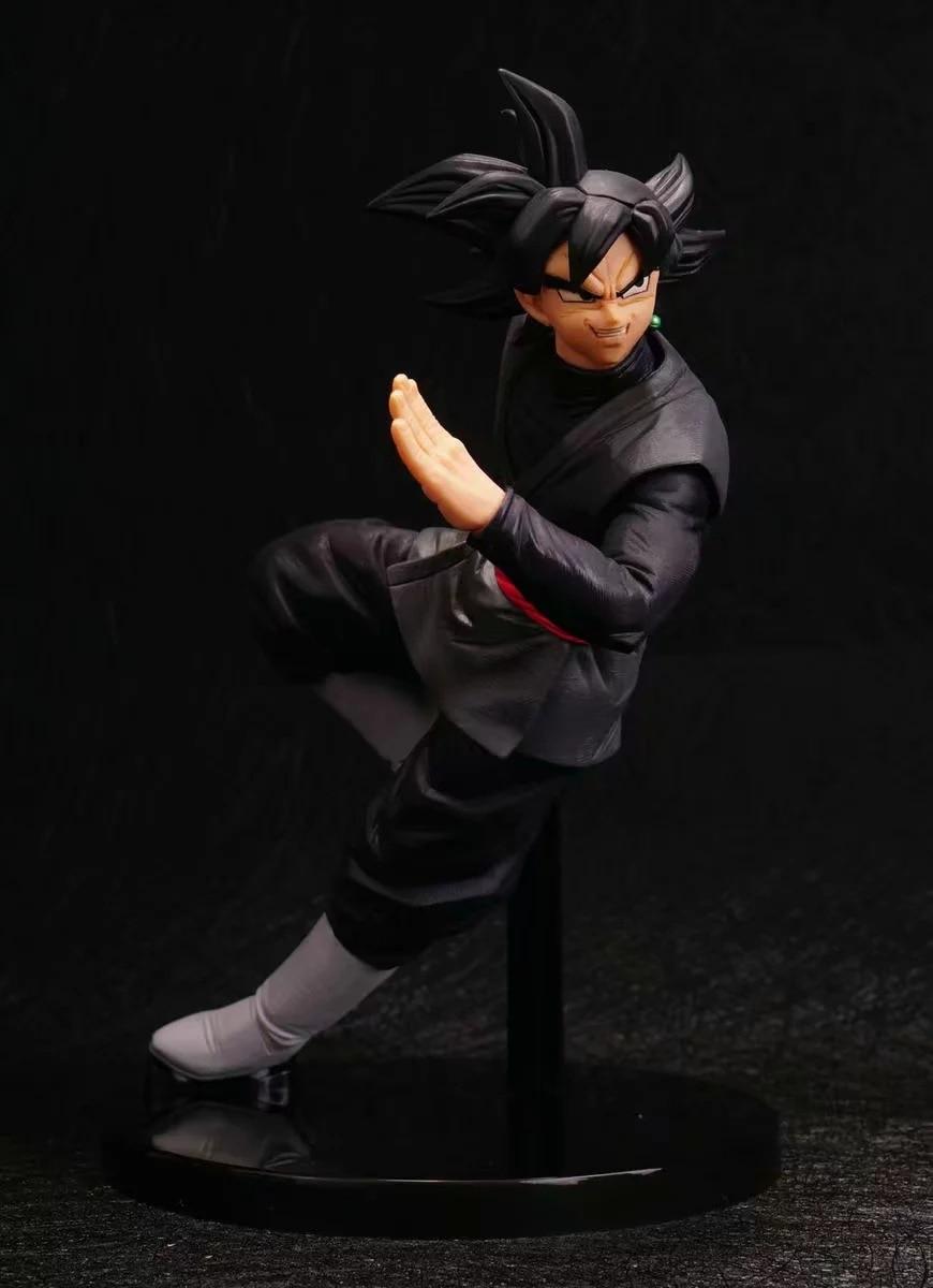 Goku Black Fight Mode Figure 20cm