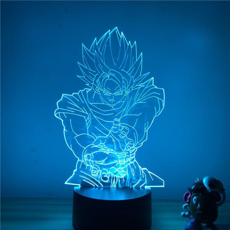 Goku Kame Led Table Lamp