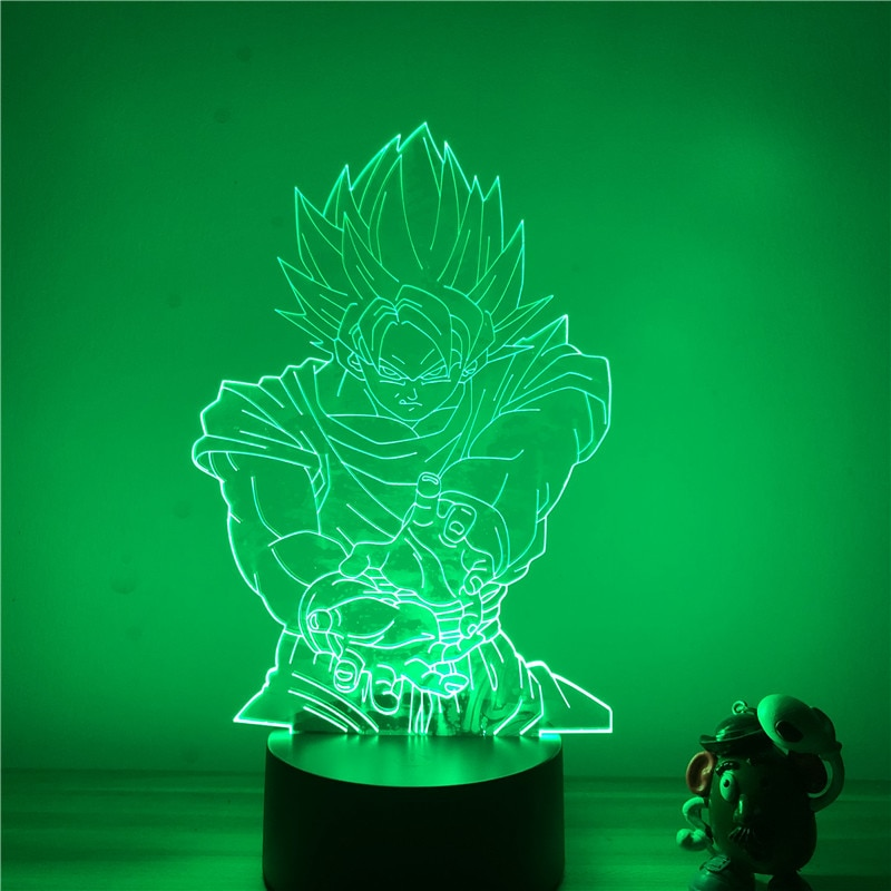 Goku Kame Led Table Lamp
