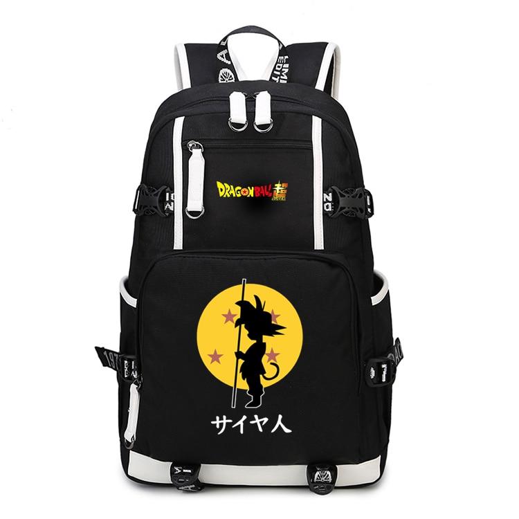 Dragon Ball Z Goku Nice Backpack